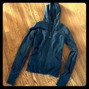 Lululemon Black athletic Jacket